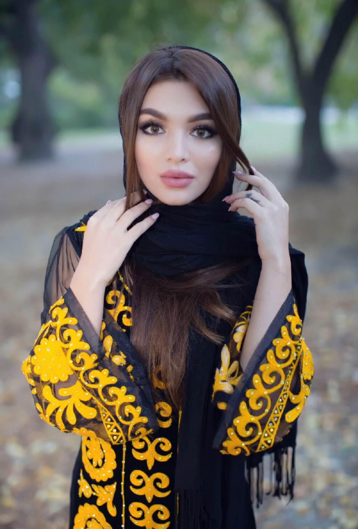 красивые таджички на фото