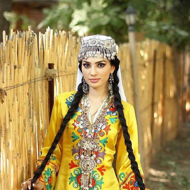 Самые красивые девушки таджички (+ фото) | KRASOTA.ru