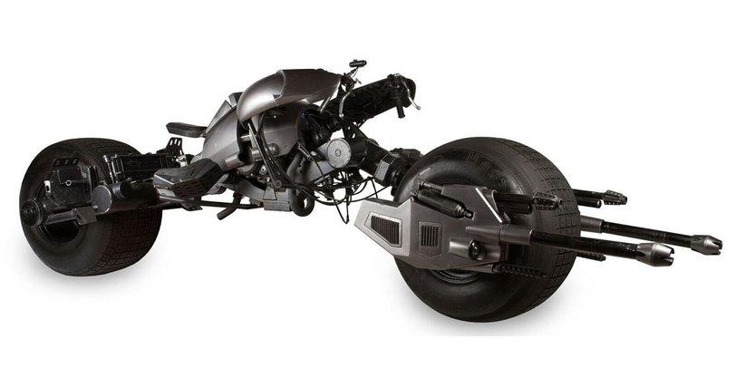 мотоцикл бетмэна