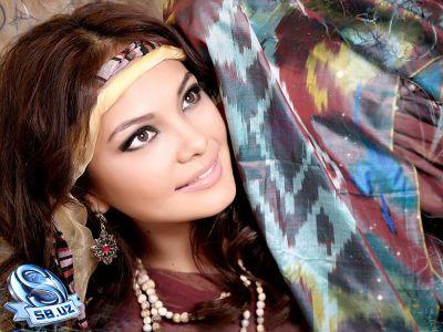 красивые девушки Узбекистана на фото