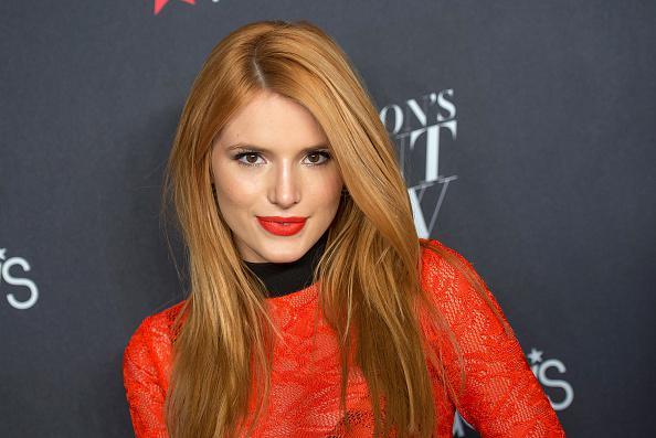 звезды с рыжими волосами на фото
