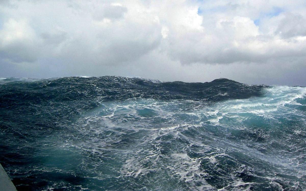 красота моря