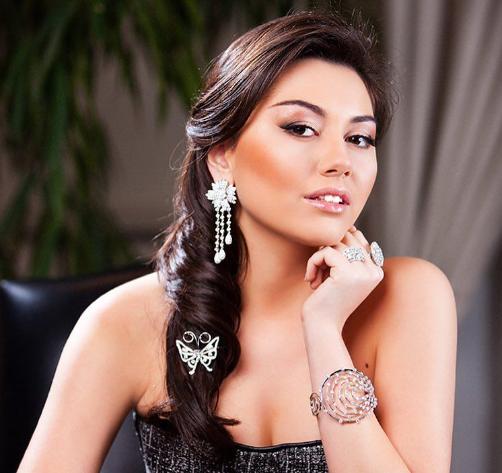 самые красивые азербайджанки фото