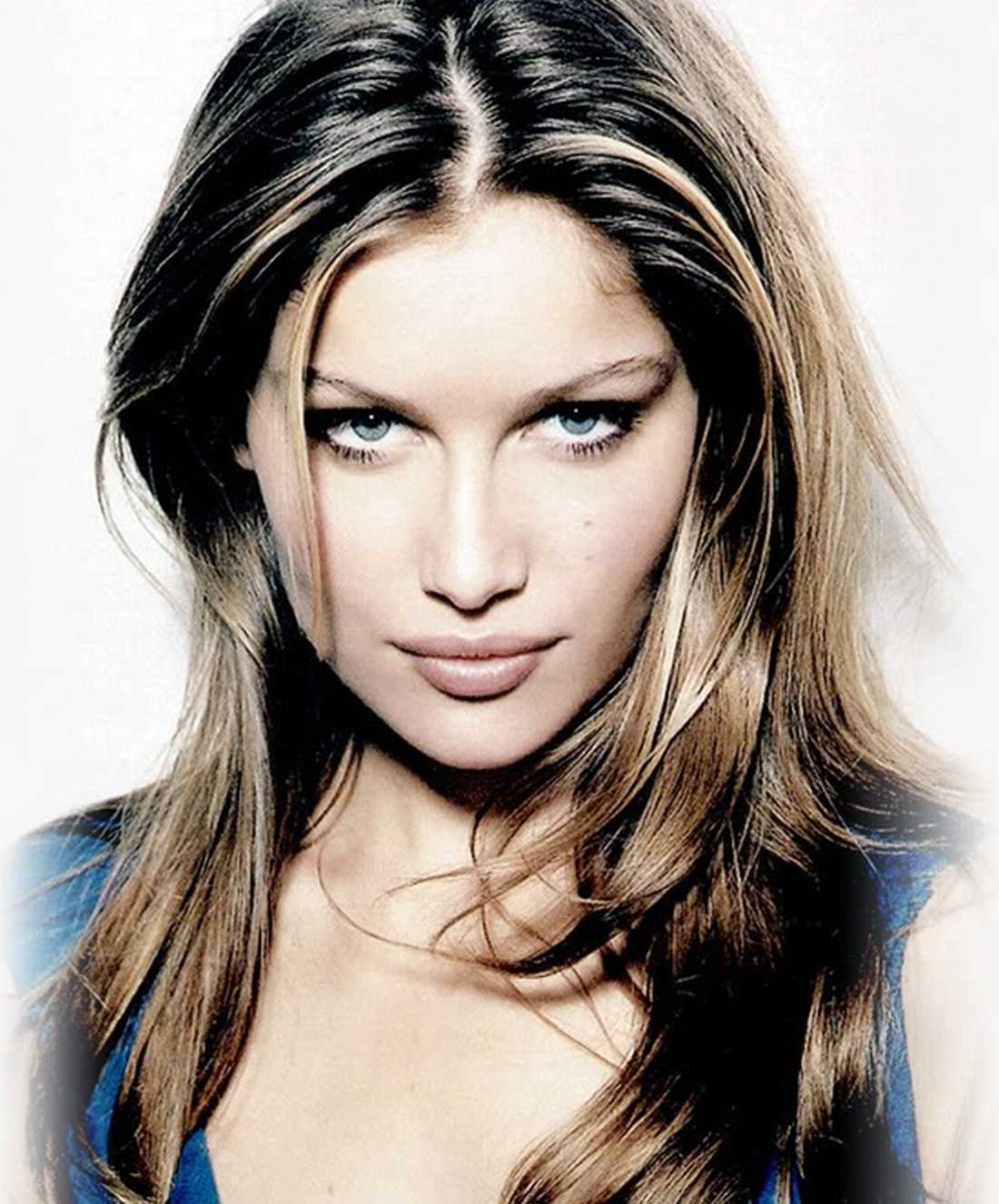 самые красивые французские модели в мире фото