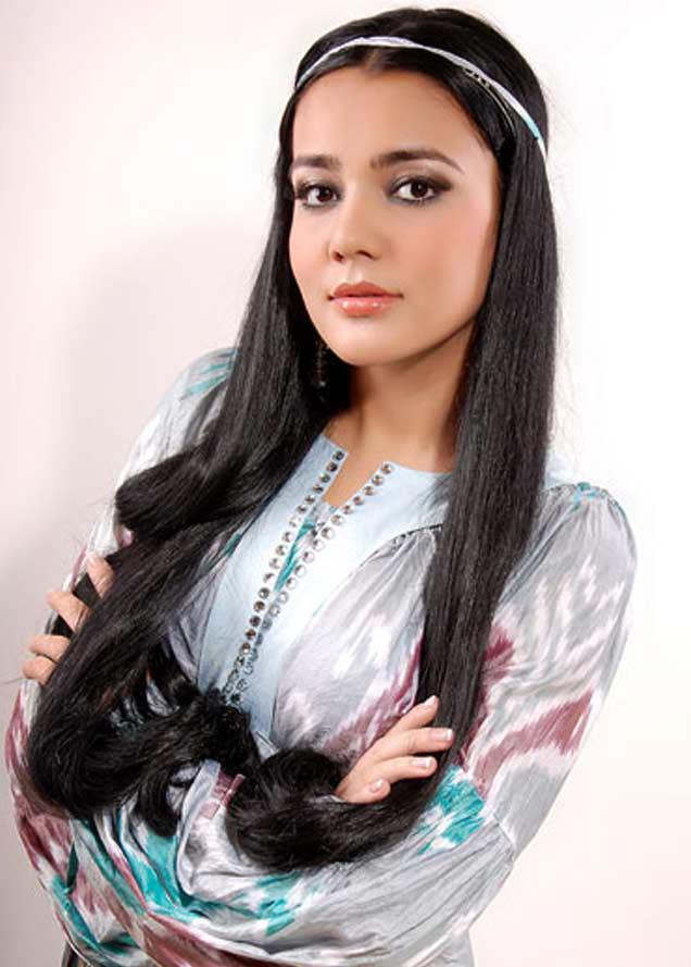 узбекский сексуальный актриса