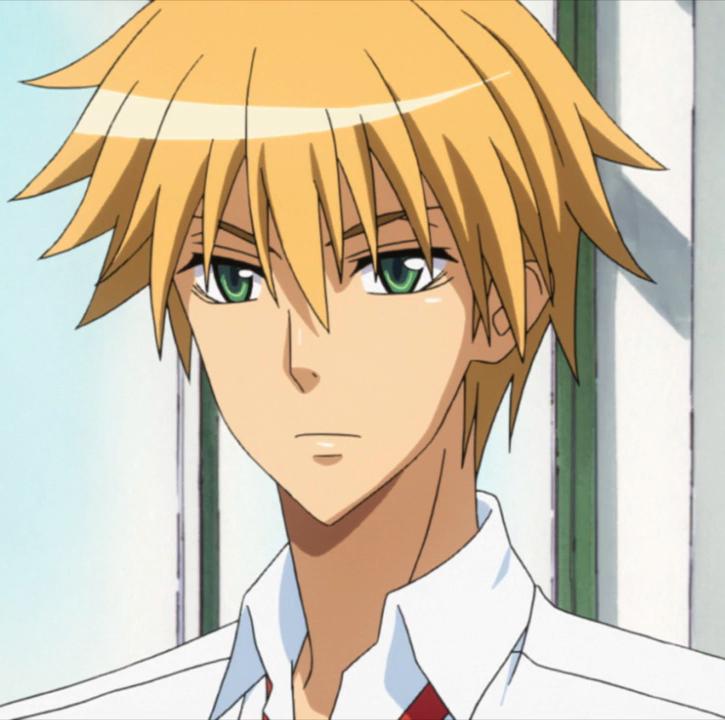 самые красивые парни из аниме