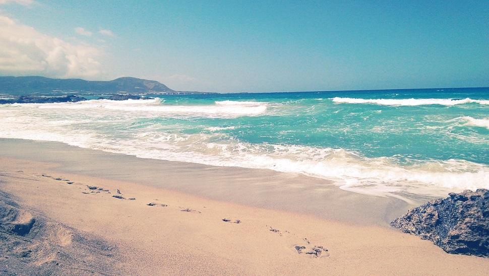 красивые моря