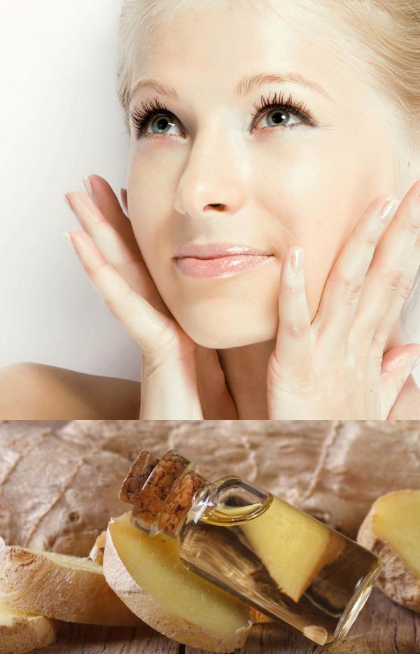 имбирное масло применение в косметологии