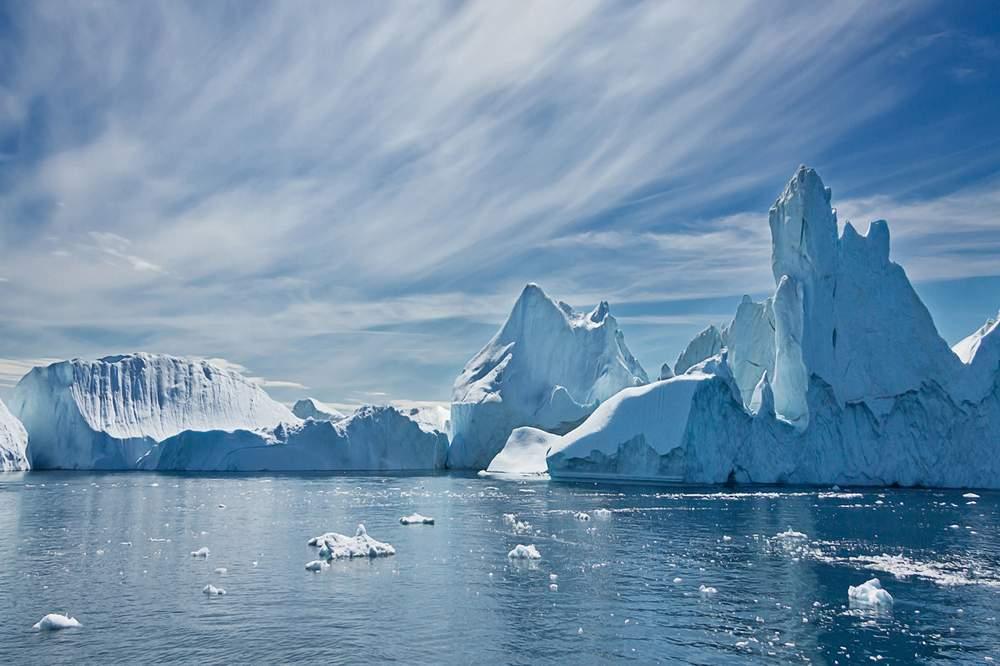гренландское море фото