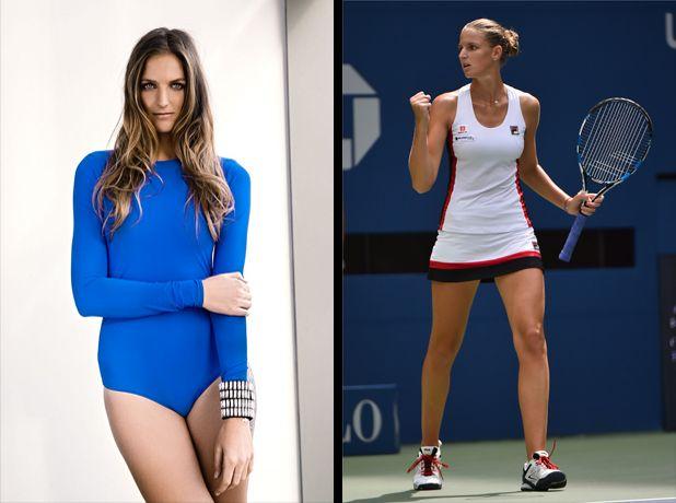 самые сексуальные теннисистки в мире фото