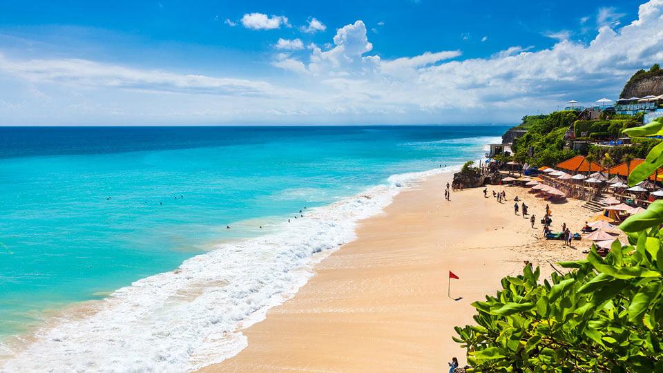 самые красивые моря в мире