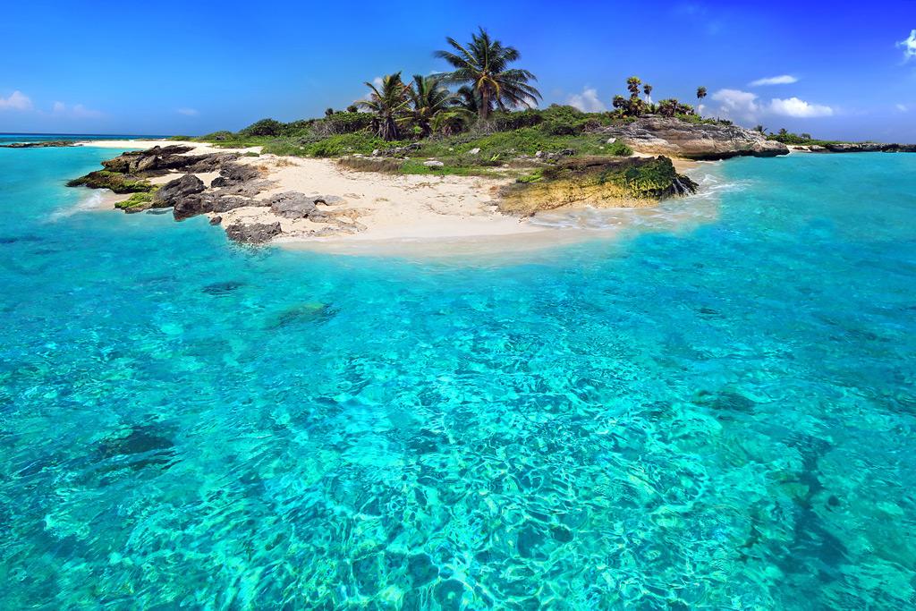 самое красивое море в мире