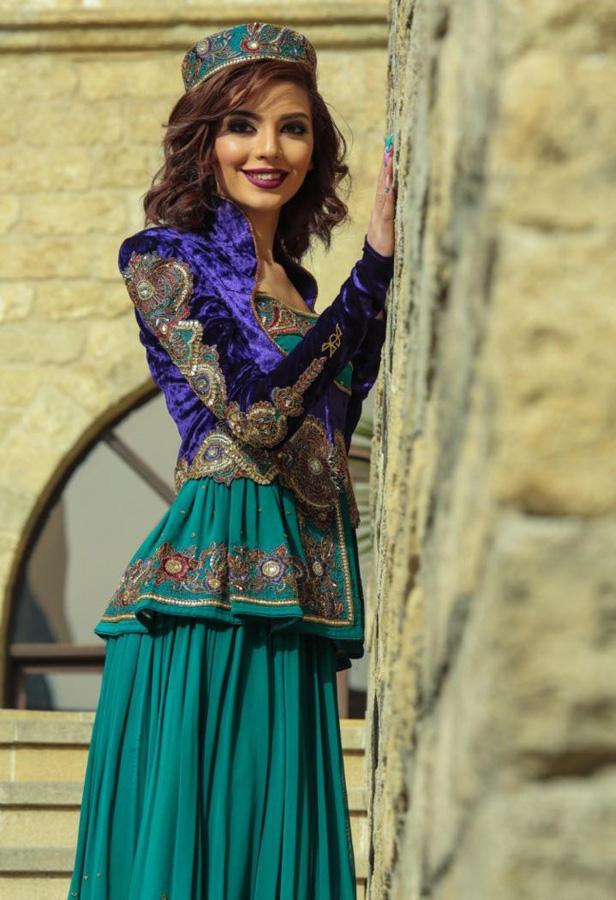знаменитые девушки Азербайджана фото