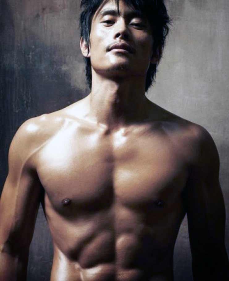 самые сексуальные корейские мужчины фото
