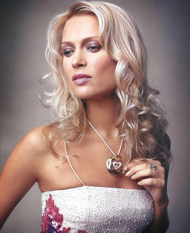 Все русские актрисы блондинки