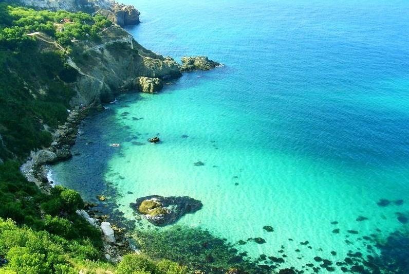 черное море лучшие места фото