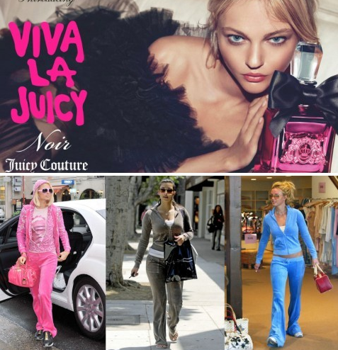 juicy couture духи