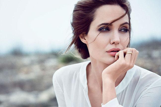 Анджелина Джоли последние новости и фото