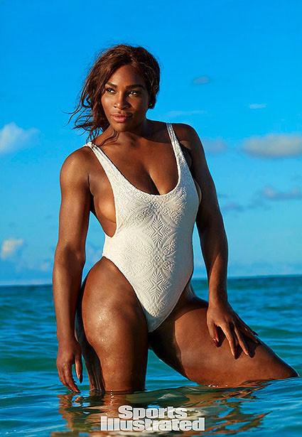 Серена Уильямс в купальнике фото
